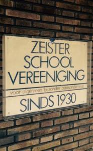 plakaat ZSV